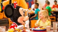 Free Dining Plan with Disney